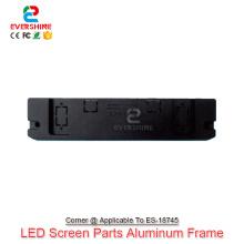 18745 Plastic Straight Corner for P10 Led Module Display Screen Aluminum Frame Accessories