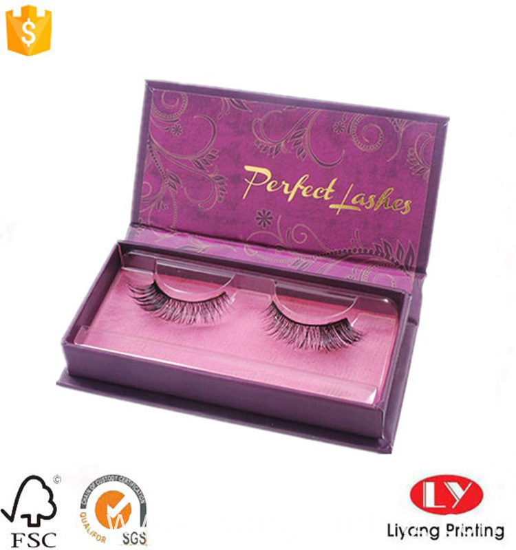 cardboard box for eyelash