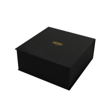 Luxury New Double Door Tea Box with Magnet