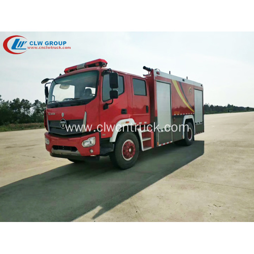 New Arrival FOTON  Fire Fighting Rescue Vehicles