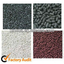 Alkali Impregnated mercury removal activated carbon for air filter