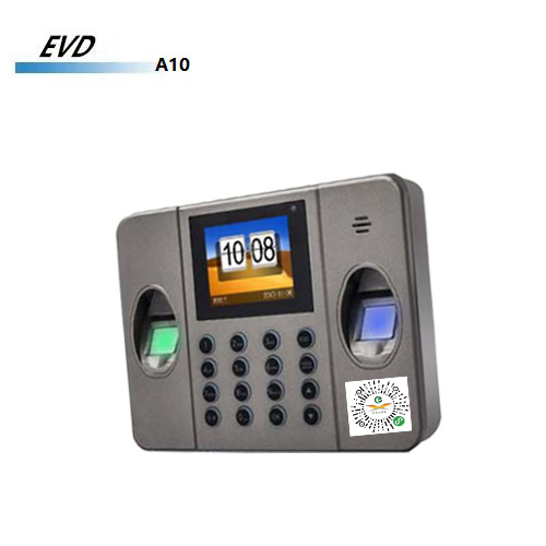 Dual Fingerprint and Password Attendance Machine