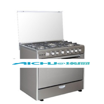 5 /6 Burners Freestanding Electric / Gas Oven