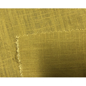 Dark Yellow Fabric 12*12/52*40 140gsm 172cm