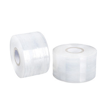 80gauge mini clear stretch film packaging wrap film