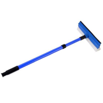 Hot sale extended window wiper cleaning brush shower car wiper sponge glass cleaning brush window cleaner для мытья окон 02*