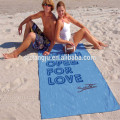Sexy Micofiber Beach Towel With Bag