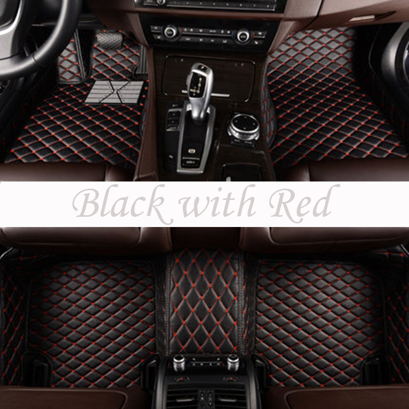 Sspecial Cars Size And Non Skid Design Car Mats Car Carpet For Audi