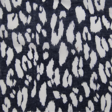 Summer Women'S Cotton Voile Printed Fabric