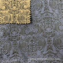 Polyester Cotton Two Tone Jacquard