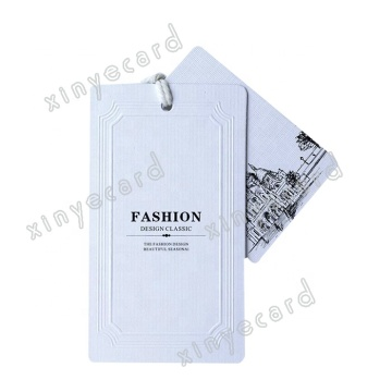 F08 RFID clothing tag apparel costume garment