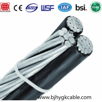 ABC cable AEKS Aerial bunched xlpe Aluminum cables