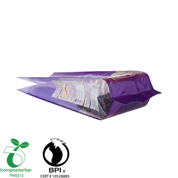 1kg side gusset plastic bag for oatmeal pack