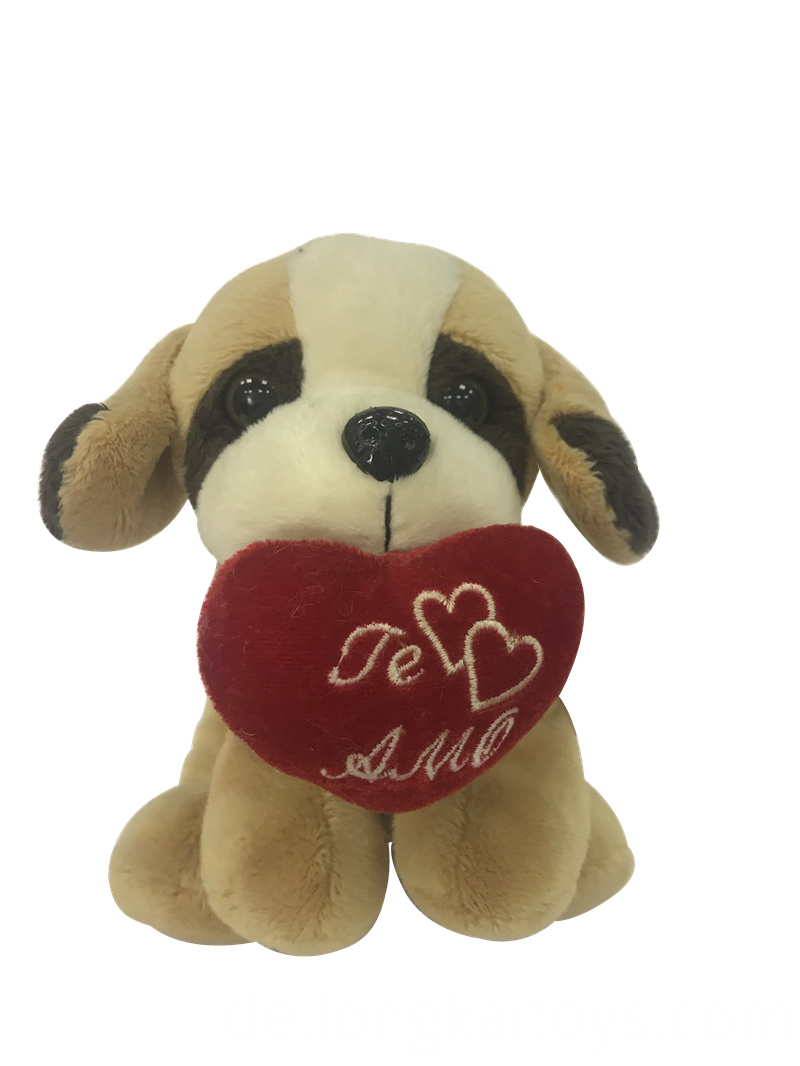 Dog Toy For Valentine Gift