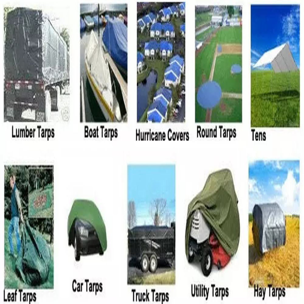 Tarpaulin MultiPurpose Application