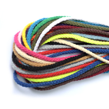 3/4 strand twisted 16mm cotton rope