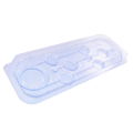 surgical device instrument tray medication blister packaging