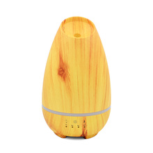 Wooden Ultrasonic Essential Oil Diffuser Humidifier 500ml
