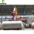 Automatic Waste Motor Oil Filter System