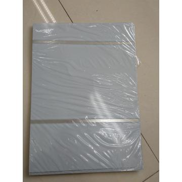 White Laminated TINPLATE with margin
