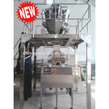 Doypack Automatic packing machine for plastic pre-made pouch