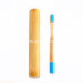Environmental Biodegradable Bamboo Wood Toothbrush Tube