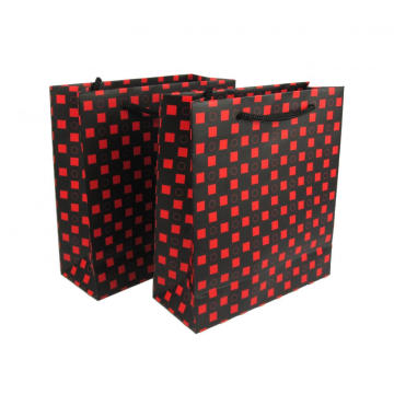 Various Style Paper Shopping Bags With Logo