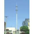 Galvanized Telecommunication Tower