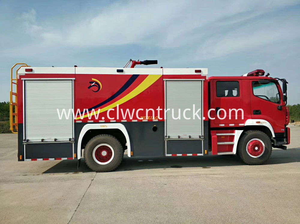 fire fighting rescue vehicles 2