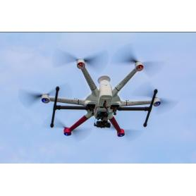 Inspection Drone 800mm Hexacopter With Remote And Receiver
