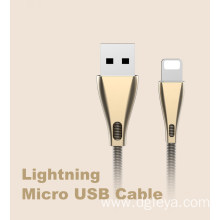 USB Cable For Fast Data Charging Cable