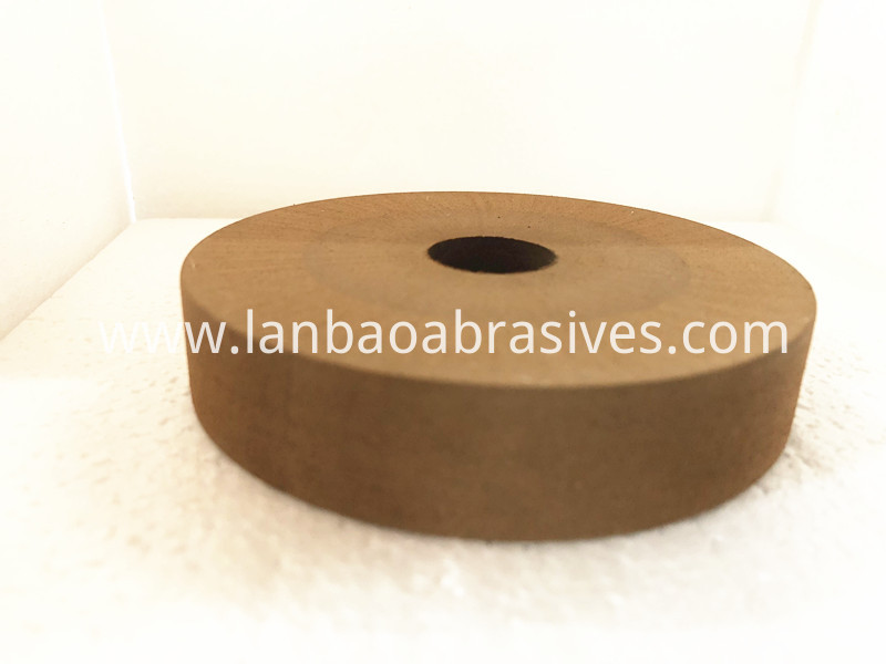 BK polishing wheel 100X25X22mm