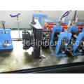 precision rectangle pipe making machine