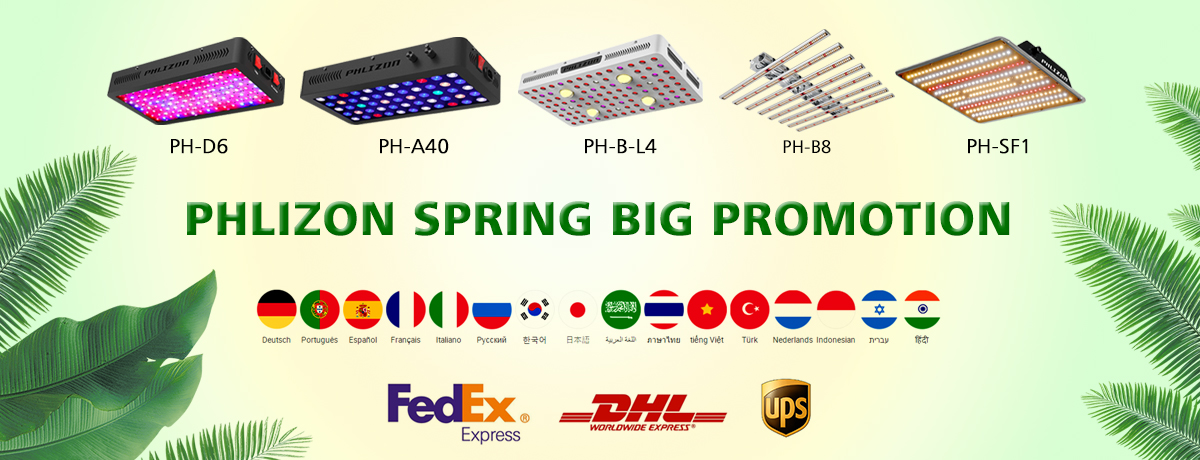 LED Grow Light US
