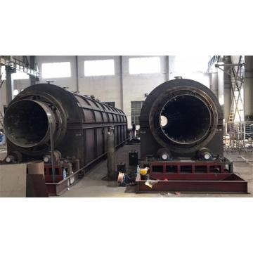 Hollow Blade Sludge Paddle Liquid Paste Blade Dryer for Calcium Lactate