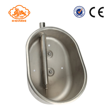 Thicken Stainless Steel 304 Automtic Animal Drinking Bowl