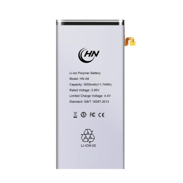 Genuine Samsung A8 battery replacement