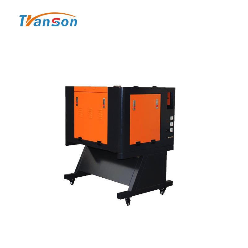 Tranosn 3050 Mini CO2 laser cutting engraving machine