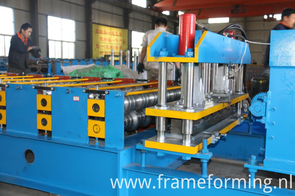 glazed tile making machine49