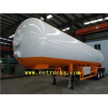 3 Axle LPG Propylene Trailer Transport Tanks