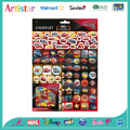 Disney cars sticker set