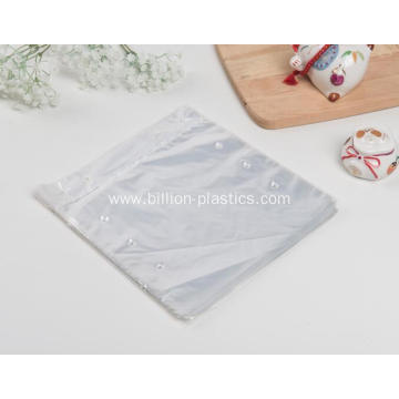 LDPE Plastic Deli Saddle Bag