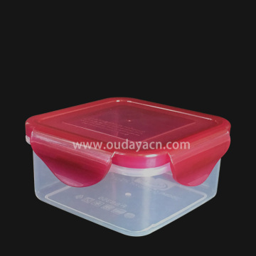 11oz Storage box square box plastic food container