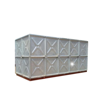 HDG Steel Q235 Panel Wassertank