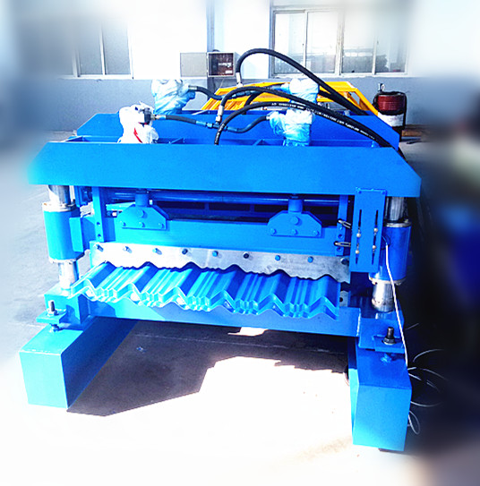 roll forming machine 01