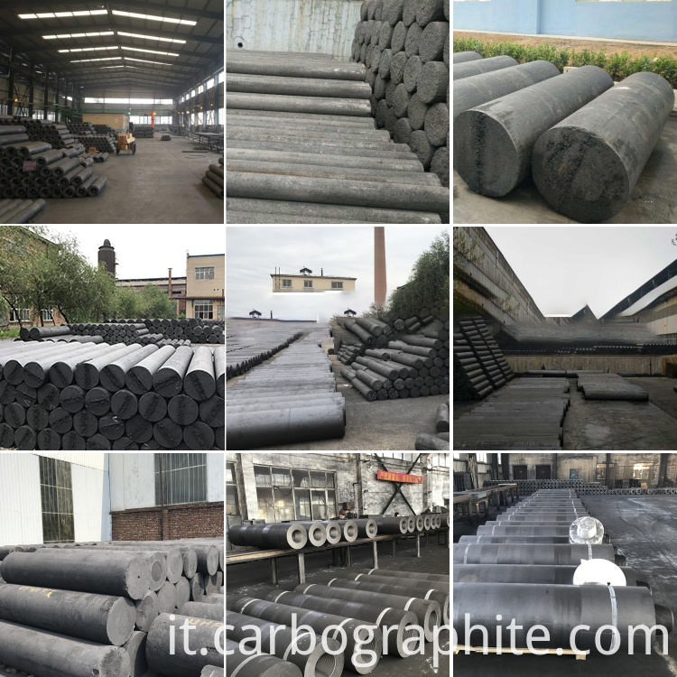 High Purity Graphite Electrodes