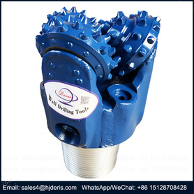 Air Cooling TCI Roller Bearing Tricone Bits