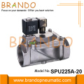 24VDC Stainless Steel Solenoid Valve SPU225A-12 SPU225A-14
