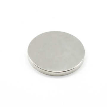 50mm big round disc neodymium magnets