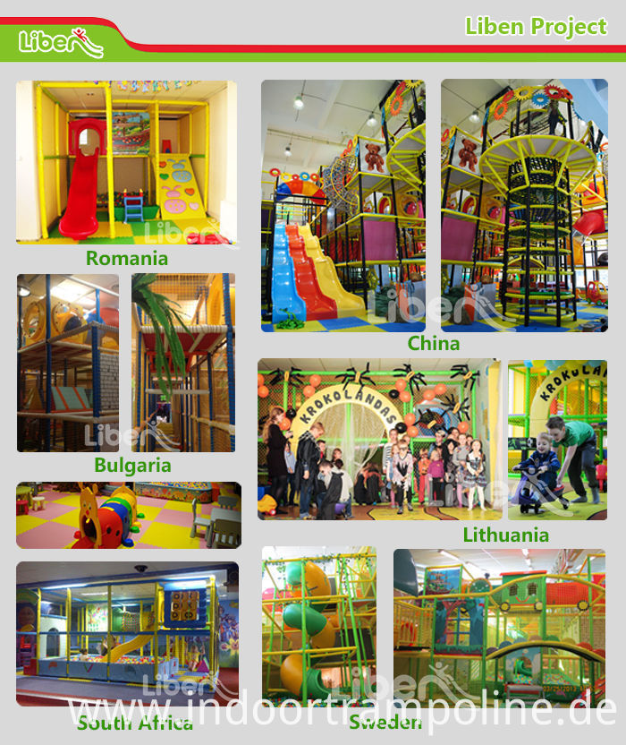 projects of fun indoor playground